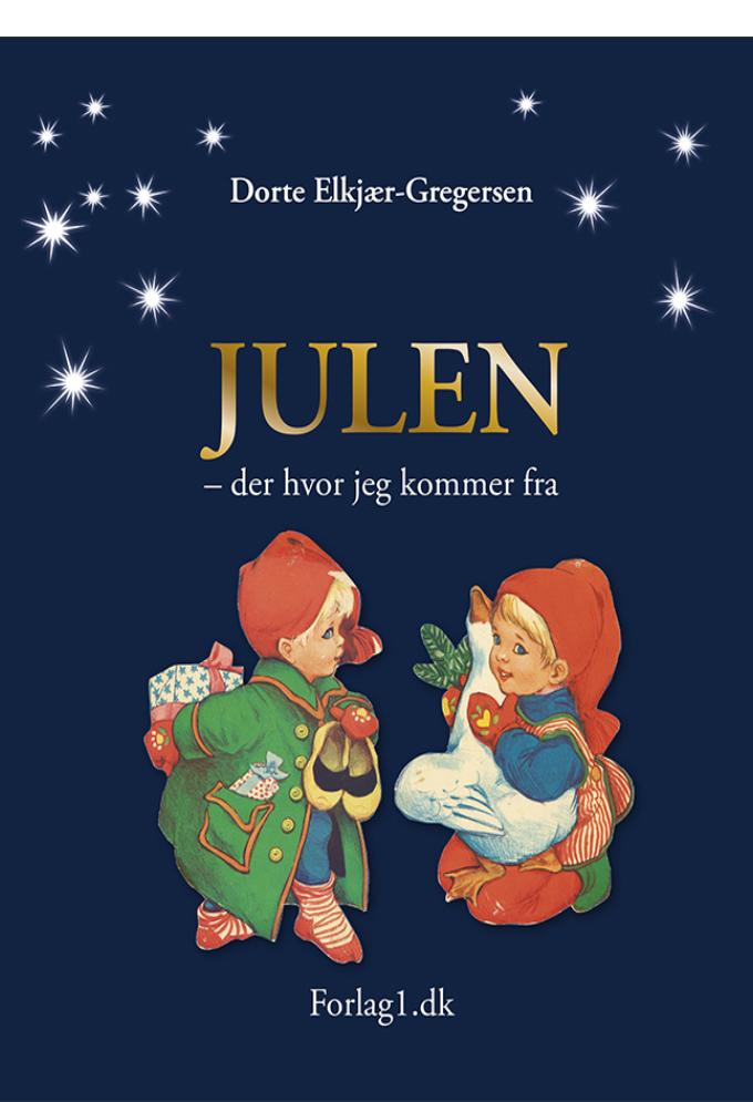 Dorte Elkjær-Gregersen – JULEN _X